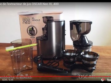 Unboxing Oscar Neo XL 400 Youtube